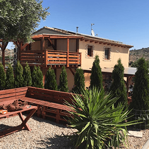 Ubytovanie El Paso Rio Ebro