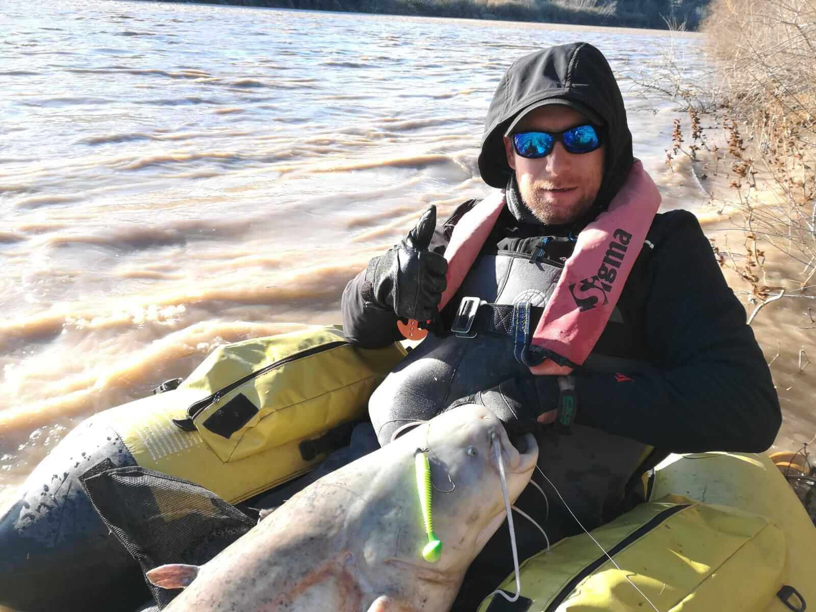 Rio Ebro LMwaller 2019